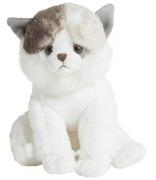 Katt Vit/Grå, Mollis Premium