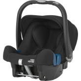 Britax Baby-Safe Plus SHR II, Cosmos Black
