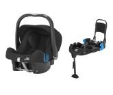 Britax Baby-Safe Plus SHR II inkl. bältad bas, Cosmos Black