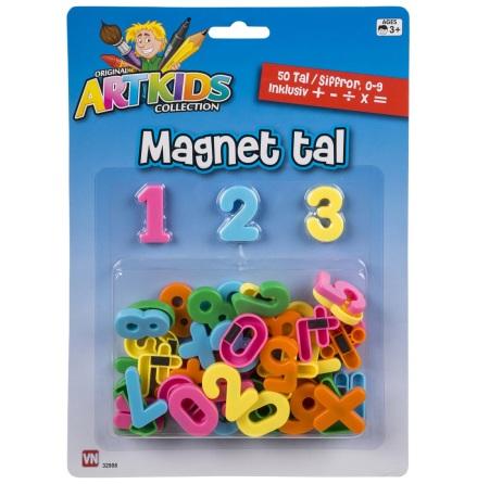 Artkids Magnetsiffror