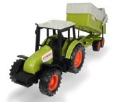 Dickie Toys Claas Traktor Set