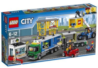 Lego City Lastterminal