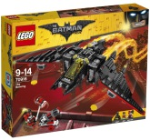 Lego Batman Movie Batwing