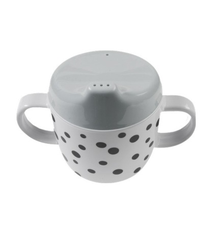 Done By Deer Pipmugg Happy Dots, Grey