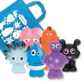 Babblarna Plastfigurer GS Mix, 6-olika