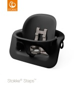 Stokke Steps Baby Set barnsits, Black