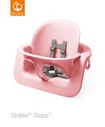 Stokke Steps Baby Set barnsits, Pink