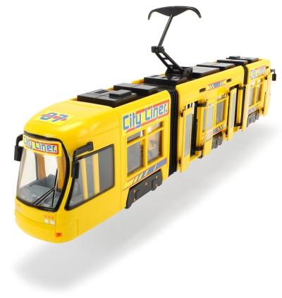 City Liner Spårvagn, Gul