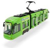 City Liner Spårvagn, Grön