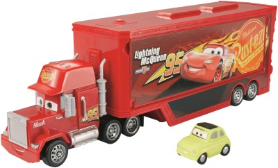 Cars 3 Travel Time Mack