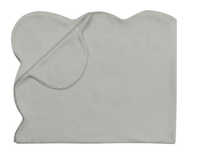 Vinter & Bloom Filt Fine Fleece, Slate Grey
