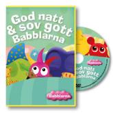 Babblarna DVD, God Natt & Sov Gott