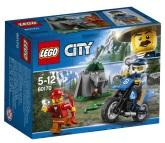 Lego City Terrängjakt