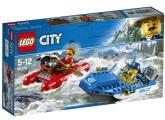 Lego City Vild flodflykt