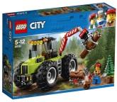 Lego City Skogstraktor