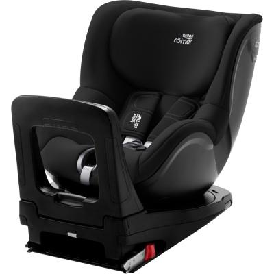 Britax Dualfix I-Size, Cosmos Black
