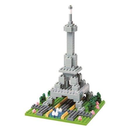 Nanoblock Eiffeltornet