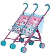 Baby Born Twin Stroller Syskonvagn