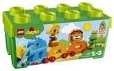 Lego Duplo Mitt första djur - Klosslåda