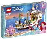 Lego Disney Ariels kungliga festbåt