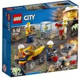 Lego City Gruvteam