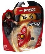 Lego Ninjago Kai - spinjitzumästare
