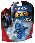 Lego Ninjago Jay - spinjitzumästare