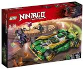 Lego Ninjago Lloyds nightcrawler