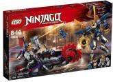 Lego Ninjago Killow mot Samurai X
