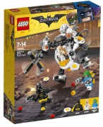 Lego Batman Movie Egghead robotmatkrig