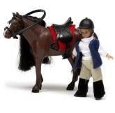 Lundby Häst+Flicka