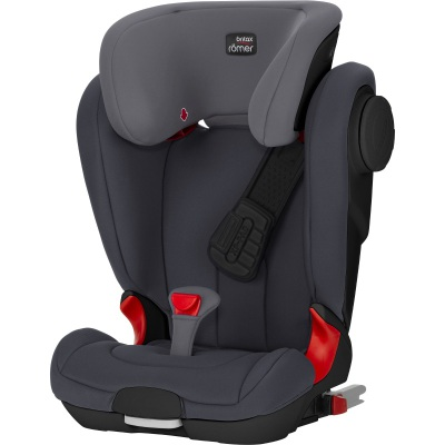 Britax Kidfix II XP SICT Black Series, Storm Grey