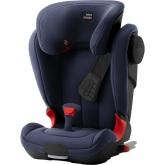 Britax Kidfix II XP SICT Black Series, Moonlight Blue