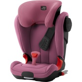 Britax Kidfix II XP SICT Black Series, Wine Rose
