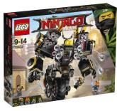 Lego Ninjago Movie Jordskredsrobot