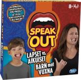 Hasbro Speak Out Barn mot Vuxna