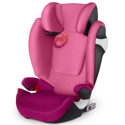 Cybex Solution M-Fix, Passion Pink
