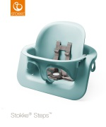 Stokke Steps Baby Set barnsits, Aqua Blue