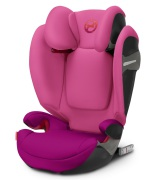 Cybex Solution S-Fix, Passion Pink