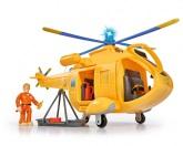 Brandman Sam Helikopter Wallaby II med figur