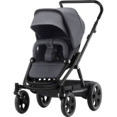 Britax Go Big2, Grey Melange/Black
