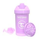 Twistshake Pipmugg Crawler Cup 300ml 8m+, Lavendel