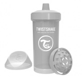 Twistshake Sportflaska Kid Cup 360ml 12m+, Grå