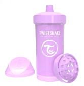 Twistshake Sportflaska Kid Cup 360ml 12m+, Lavendel
