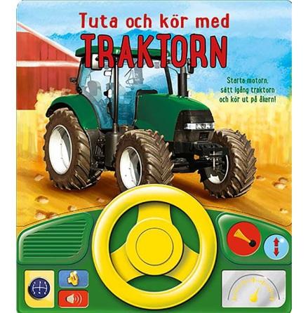 Tuta och kör med traktorn