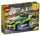 Lego Creator Rakerallybil