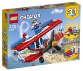 Lego Creator Våghalsigt stuntplan