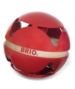 Brio Aktivitetsleksak boll, Röd