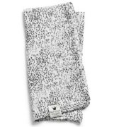 Bamboo Muslin Blanket, Dots of Fauna