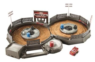 Cars miniraces racersbana
